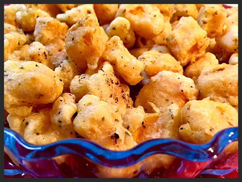 zucca pastellata