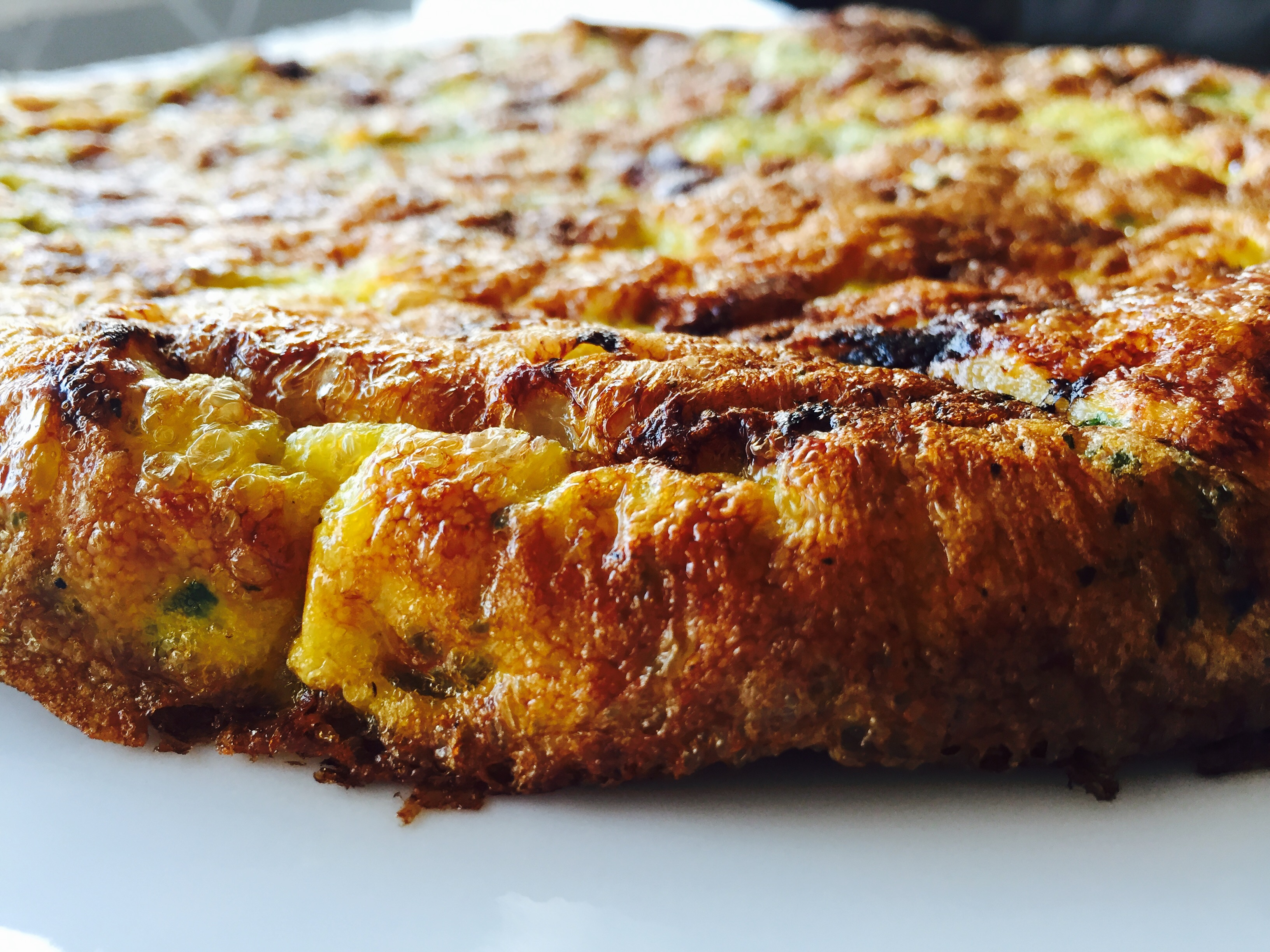 frittata alle cipolle 1