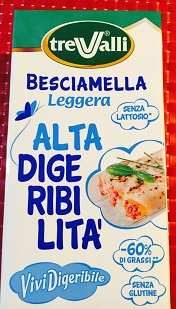 Besciamella Tre Valli - lattosio <0,1 Image