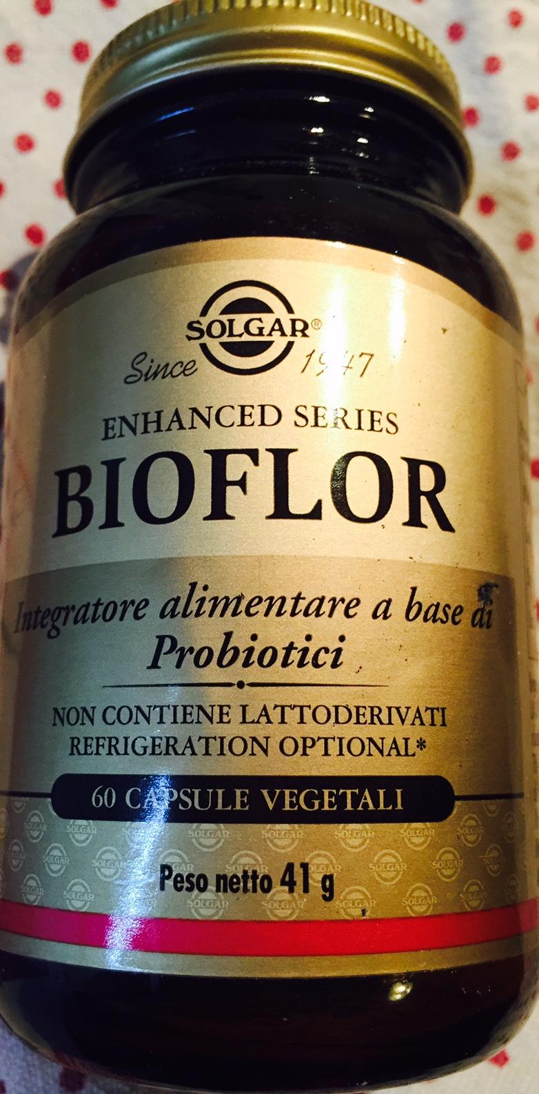 Bioflor Solgar - lattosio 0% Image