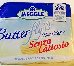 Burro Meggle - lattosio 0% Image
