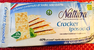 Crackers Nattura - lattosio 0% Image