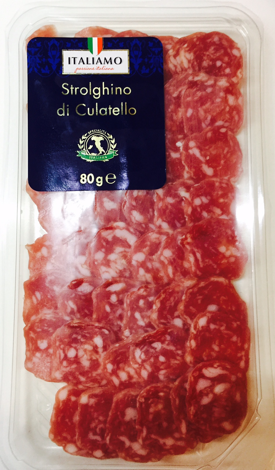 Culatello Italiamo Lidl - lattosio 0% Image