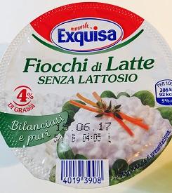 Fiocchi di latte Exquisa - lattosio <0,1 Image