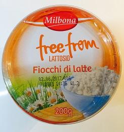 Fiocchi di latte Milbona - lattosio <0,1 Image