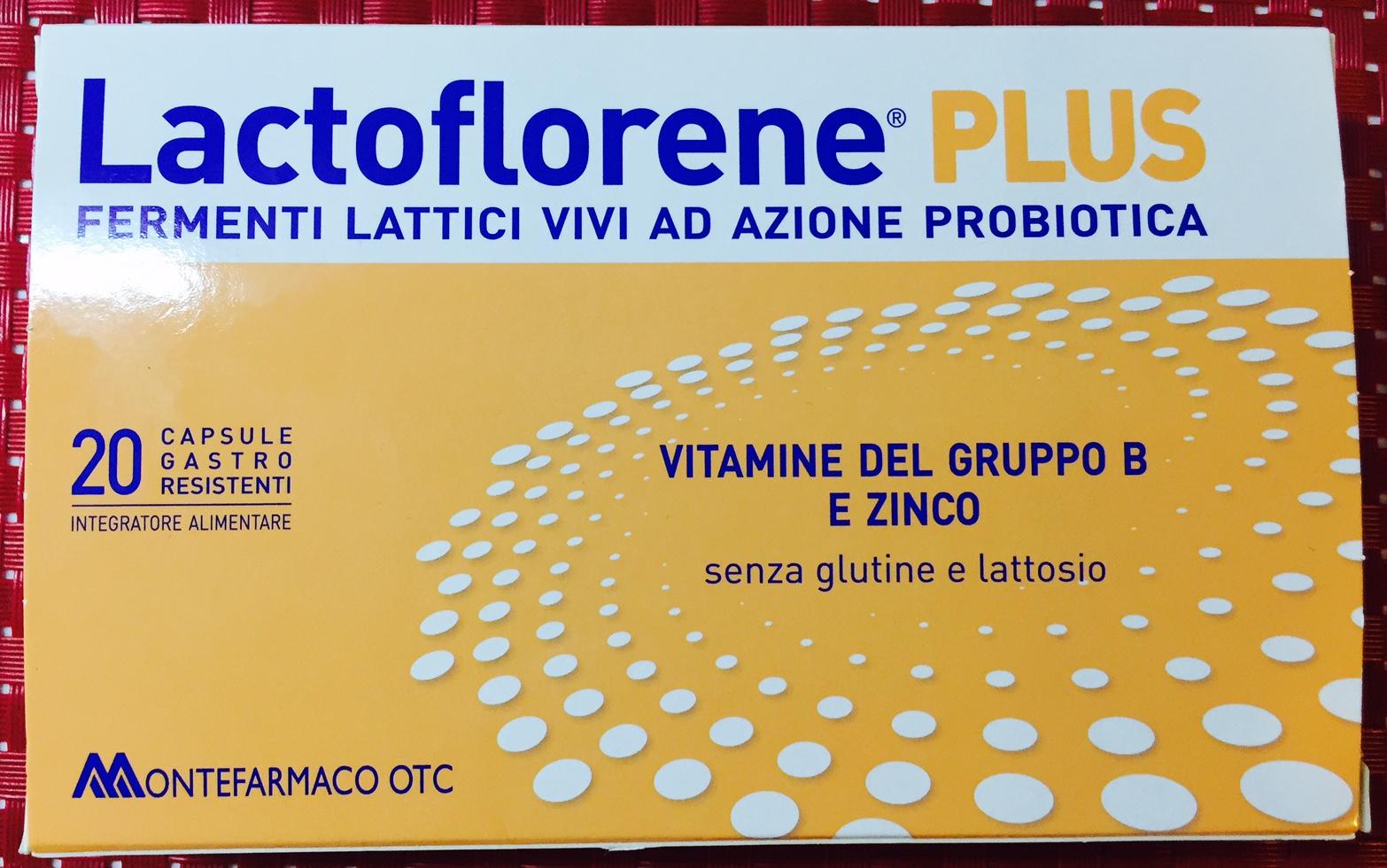Lactoflorene Plus - lattosio 0% Image