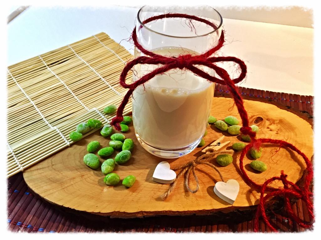 Latte di soia: come farlo in casa