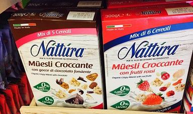 Muesli Nattura - lattosio 0% Image