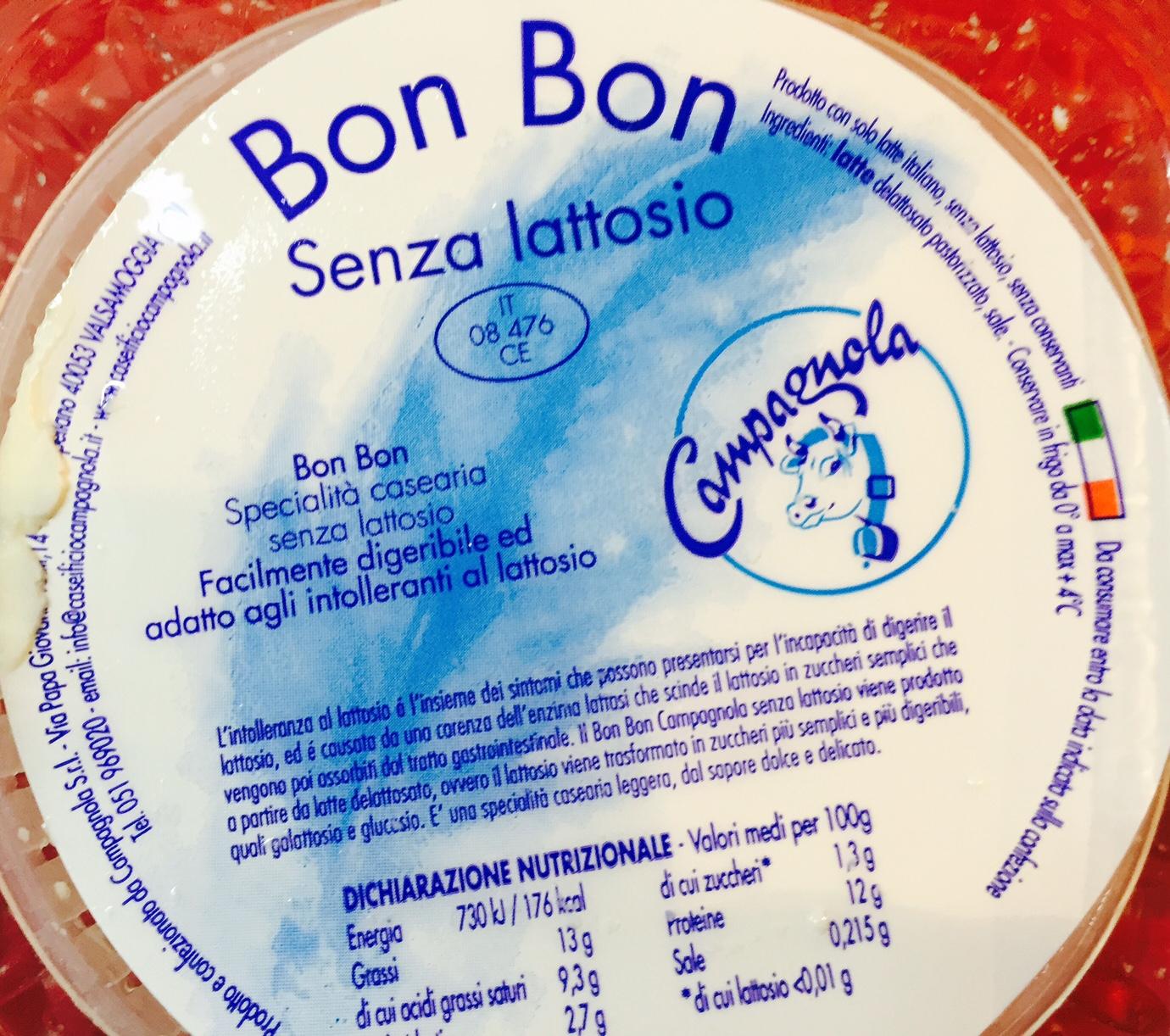 Bon bon senza lattosio - lattosio <0,01 Image