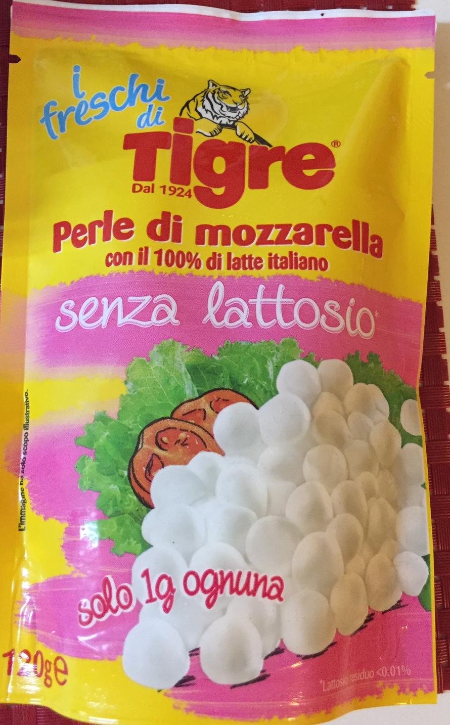 Tigre perle senza lattosio - lattosio <0,01 Image