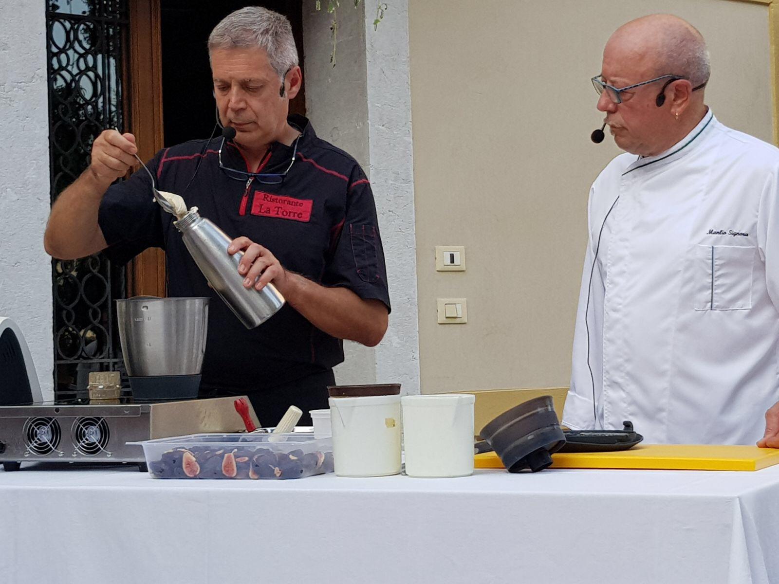 Due chef e il figomoro ricette senza lattosio for Cucinare a 70 gradi
