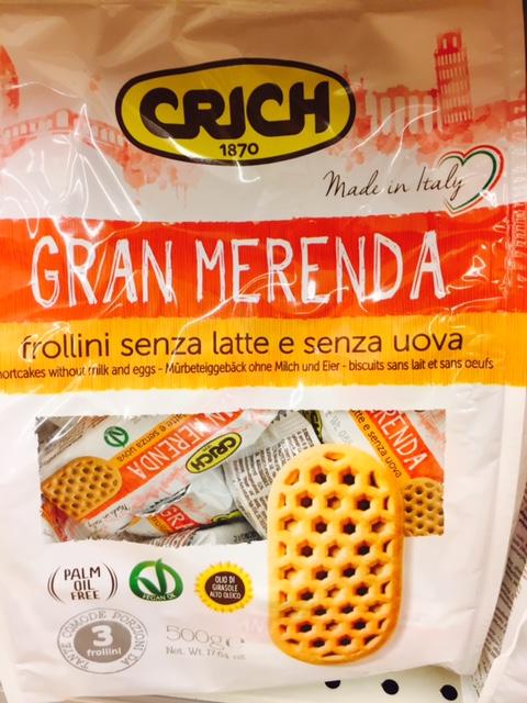Frollini Gran Merenda Crich - lattosio 0% Image