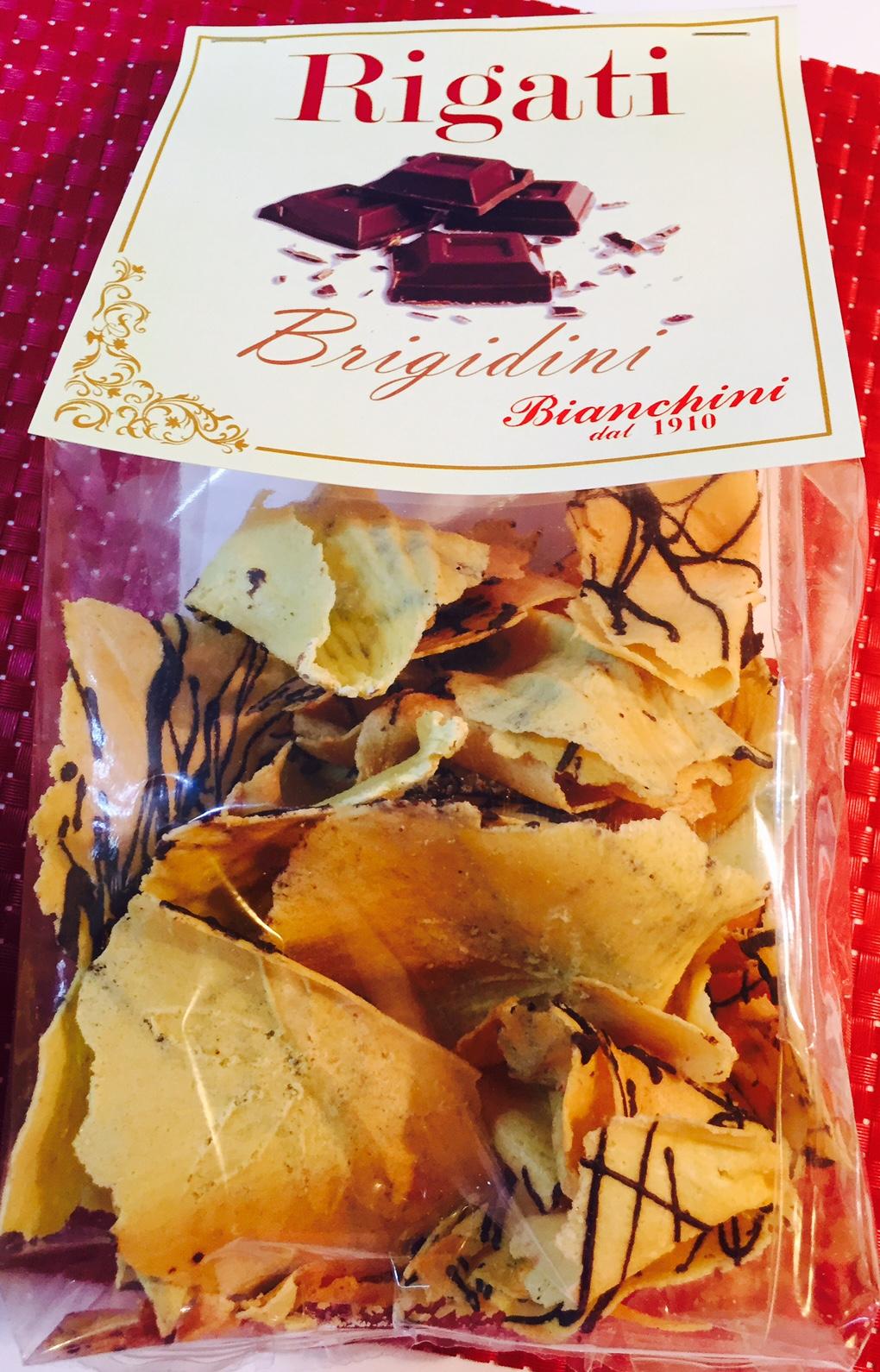 Rigati Brigidini Bianchini - lattosio 0% Image