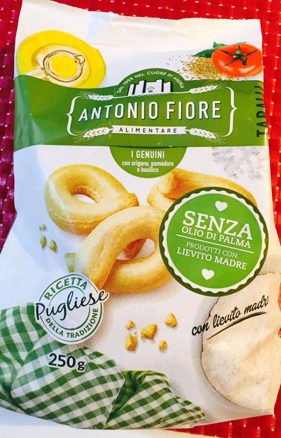 Taralli Antonio Fiore - lattosio 0% Image