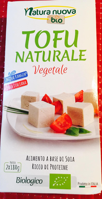 Tofu naturale Natura Nuova - lattosio 0% Image