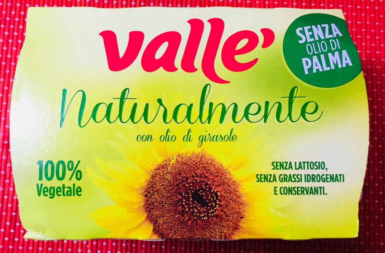 Margarina Naturalmente Vallè - lattosio 0% Image
