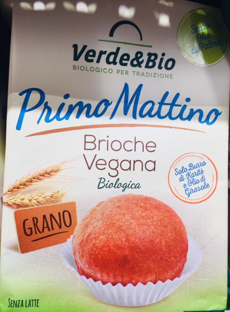 Brioche vegana Verde&Bio - lattosio 0% Image