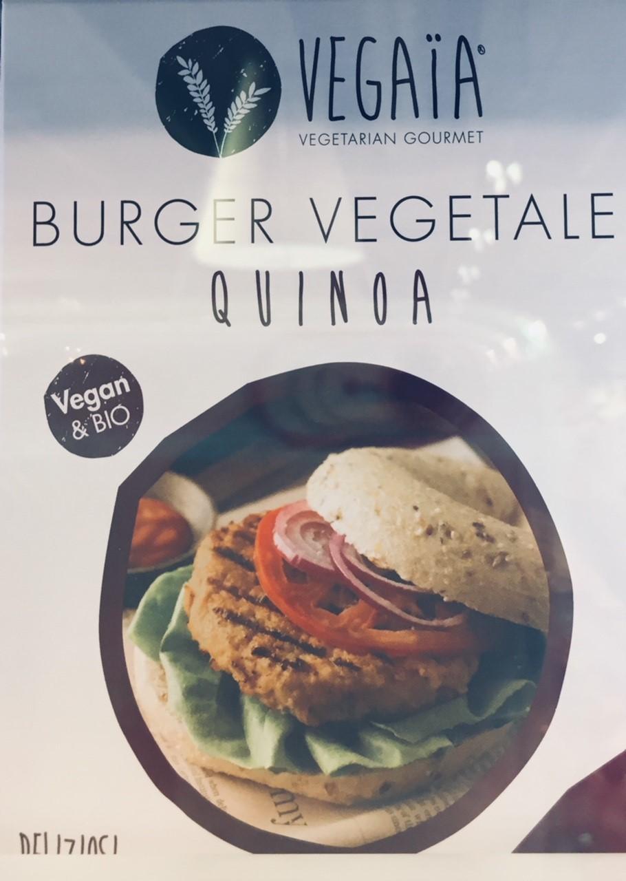 Burger di quinoa Vegaia - lattosio 0% Image