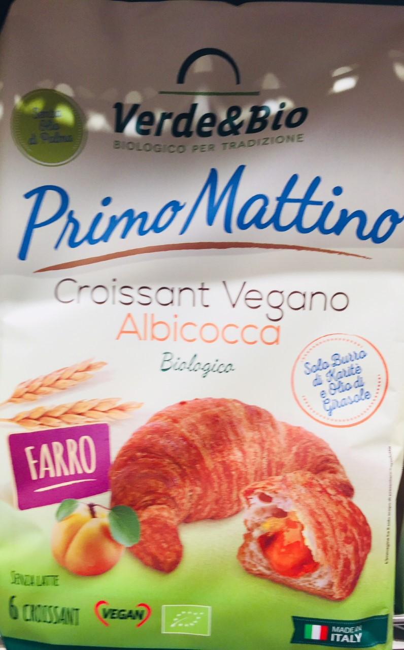 Croissant vegano Verde&Bio - lattosio 0% Image