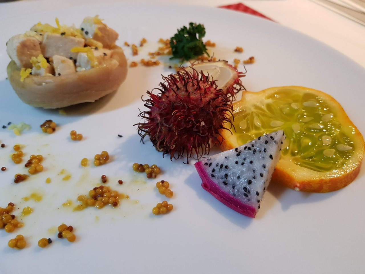 carciofi con spada limone e senape 4