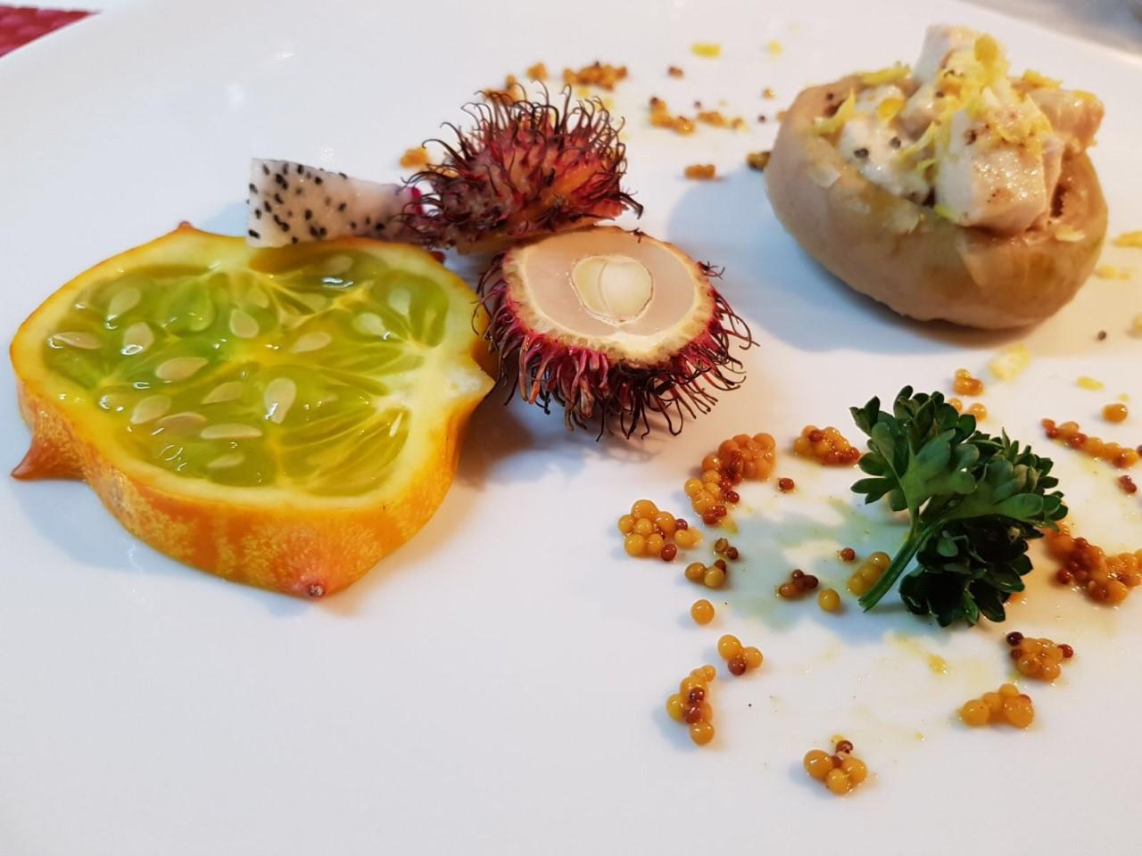 carciofi con spada limone e senape 6