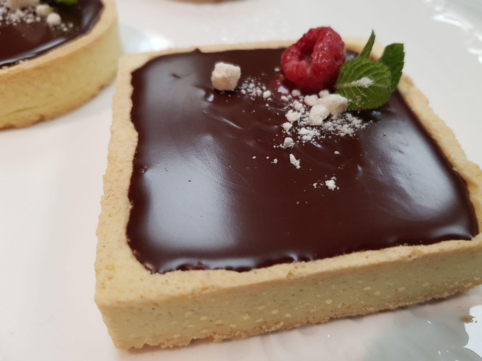 Torta senza lattosio e glutine
