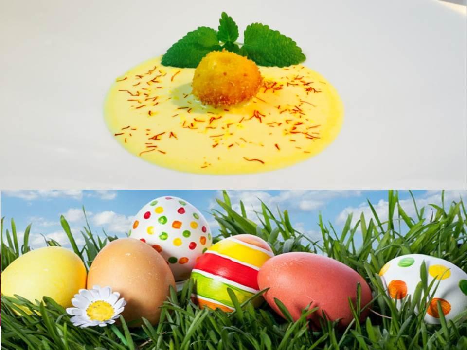 Pasquetta senza lattosio con le uova
