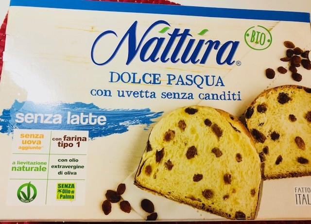 Colomba Vegan Nattura - lattosio 0% Image