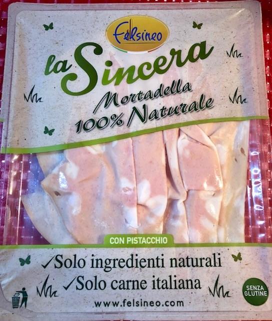 Mortadella Felsineo La sinecra - lattosio 0% Image