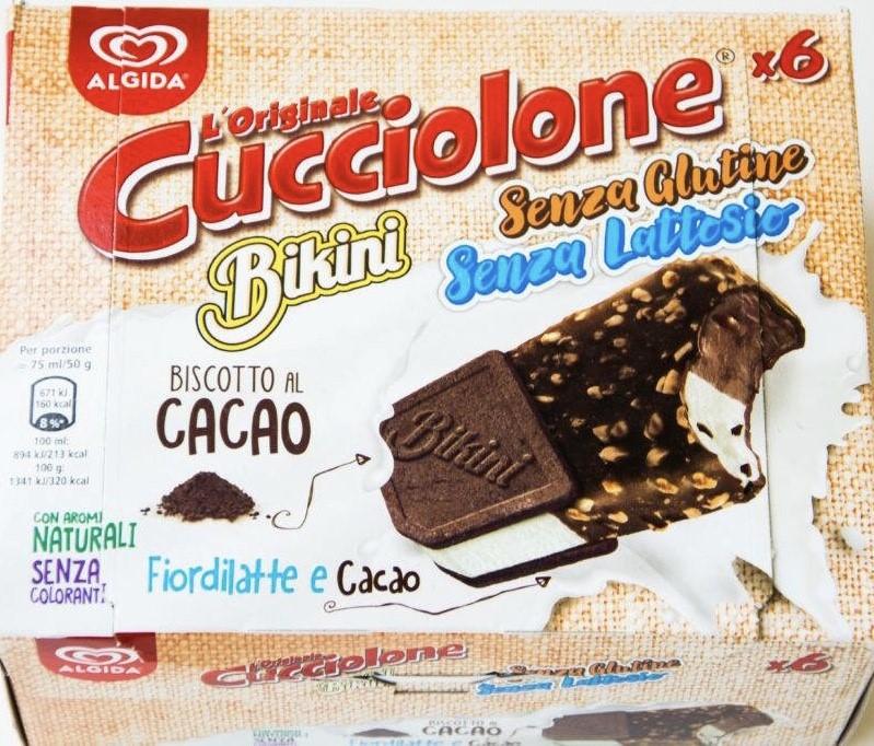 Cucciolone Bikini Algida - lattosio <0,1 Image
