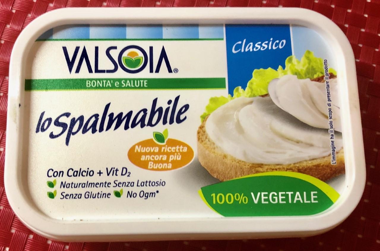 Valsoia formaggio spalmabile - lattosio 0% Image