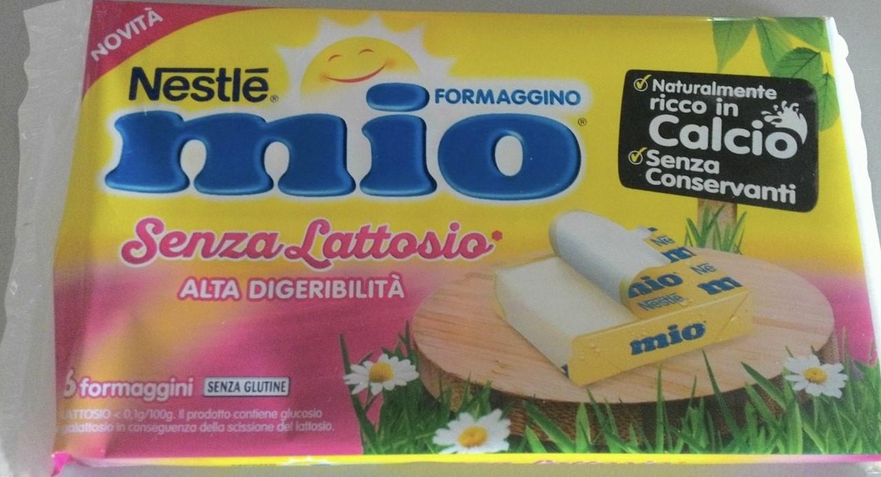 Formaggini Mio senza lattosio - lattosio <0,1 Image