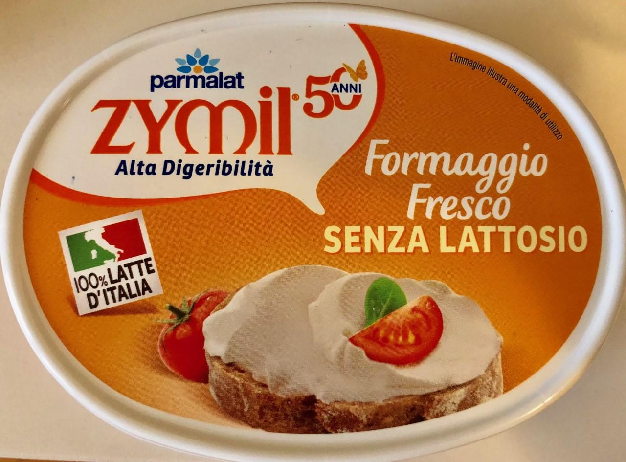 Formaggio spalmabile Zymil - lattosio <0,1 Image