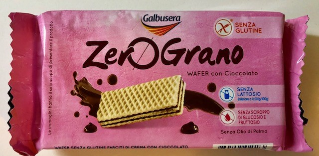 Wafer Zerograno - lattosio 0% Image