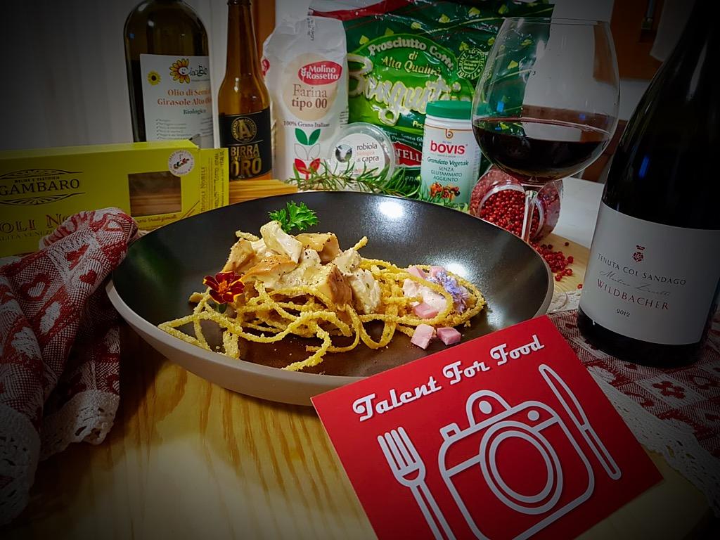 Talent fof Food Francesca Orlando ricetta salata