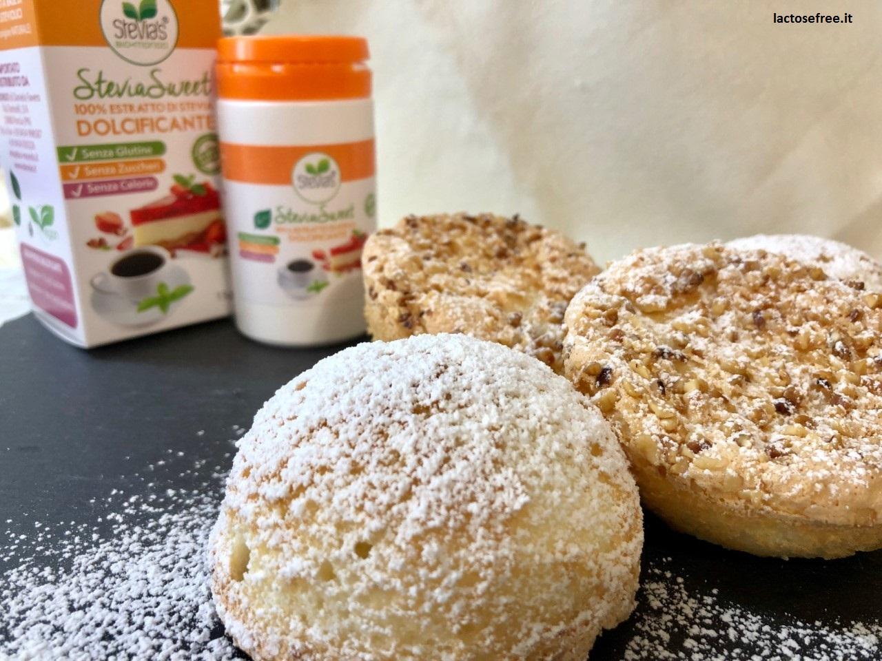 Biscotti leggeri alle nocciole con stevia2