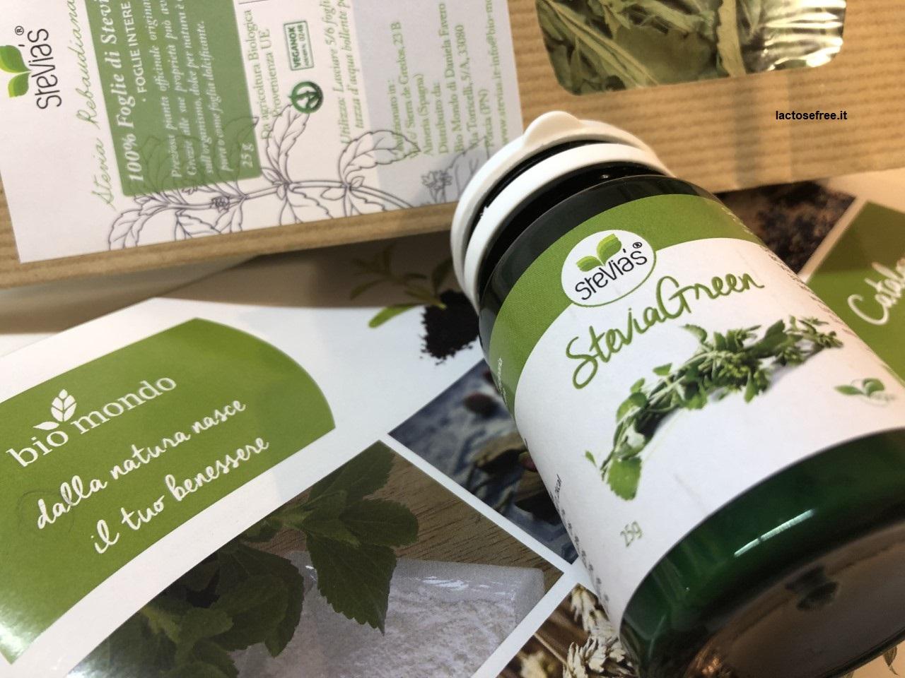 Risotto al cavolo nero stevia e limone_stevia green