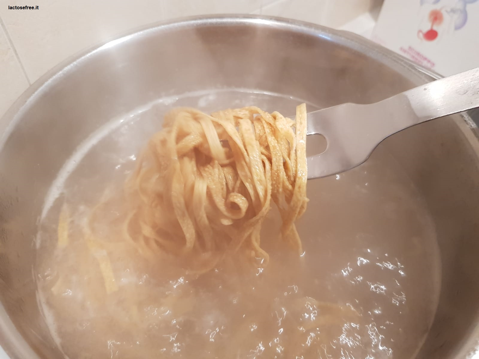 Carbonara Day 2019 cottura pasta
