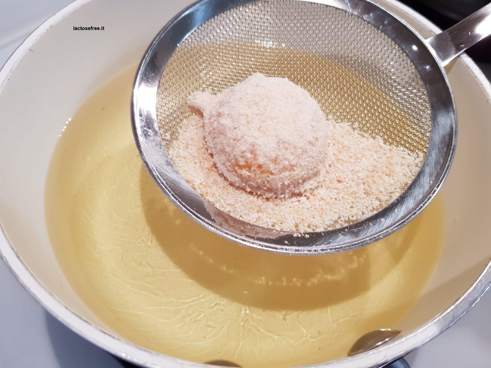 Carbonara Day 2019 frittura uovo