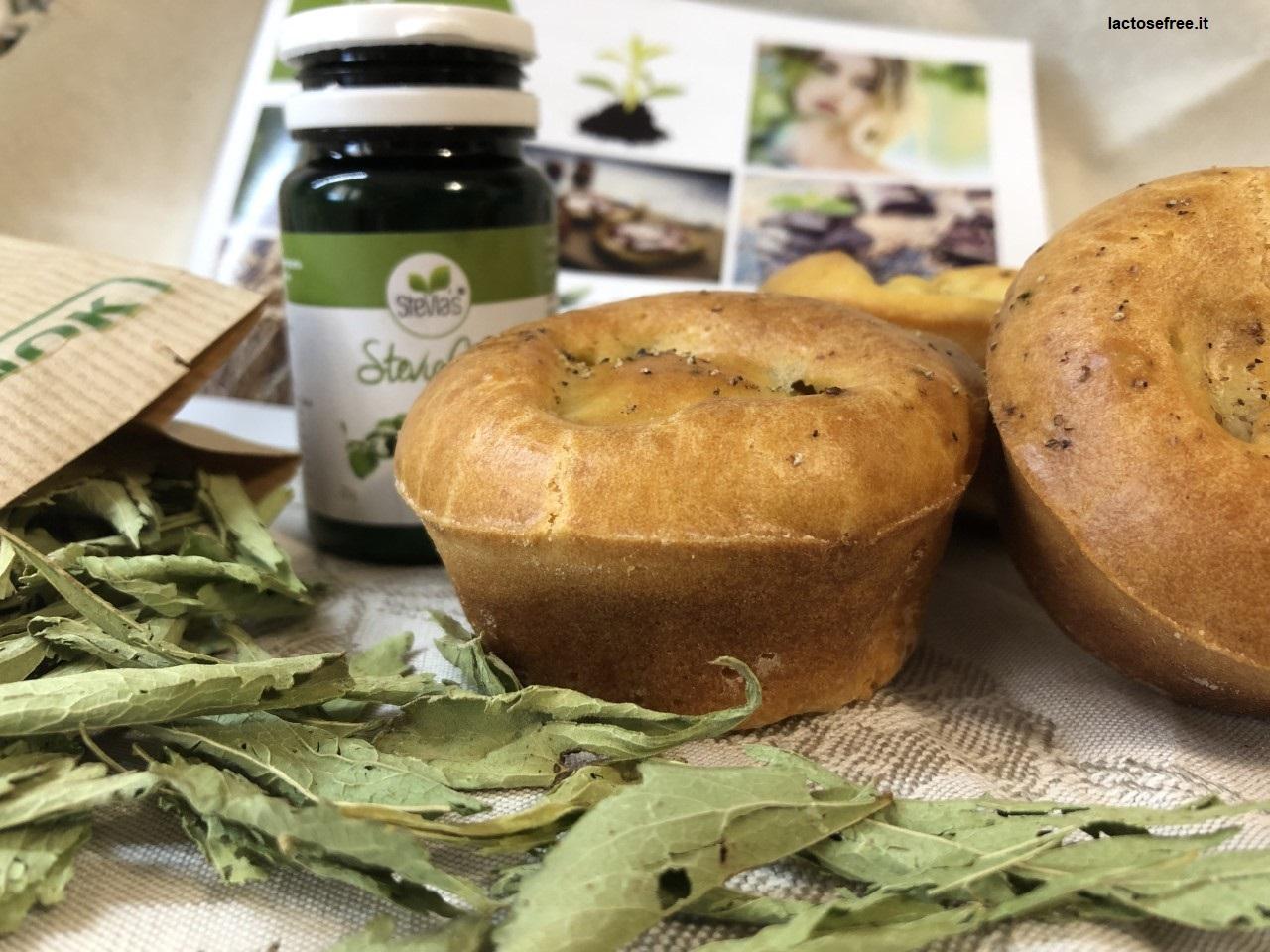 Muffin salati al cavolfiore e stevia 29