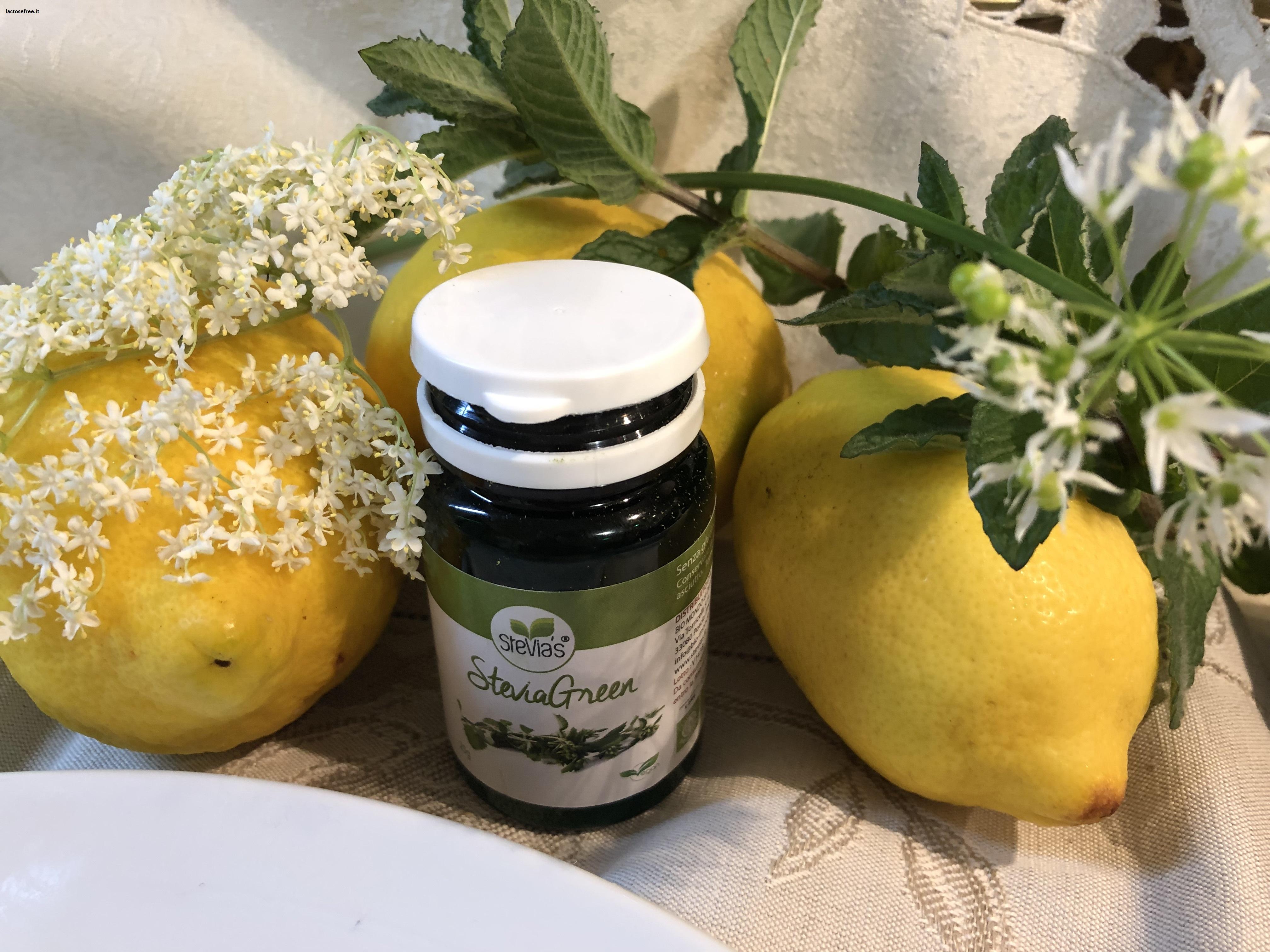 Tagliatelle alle erbe di campo limone e stevia 14