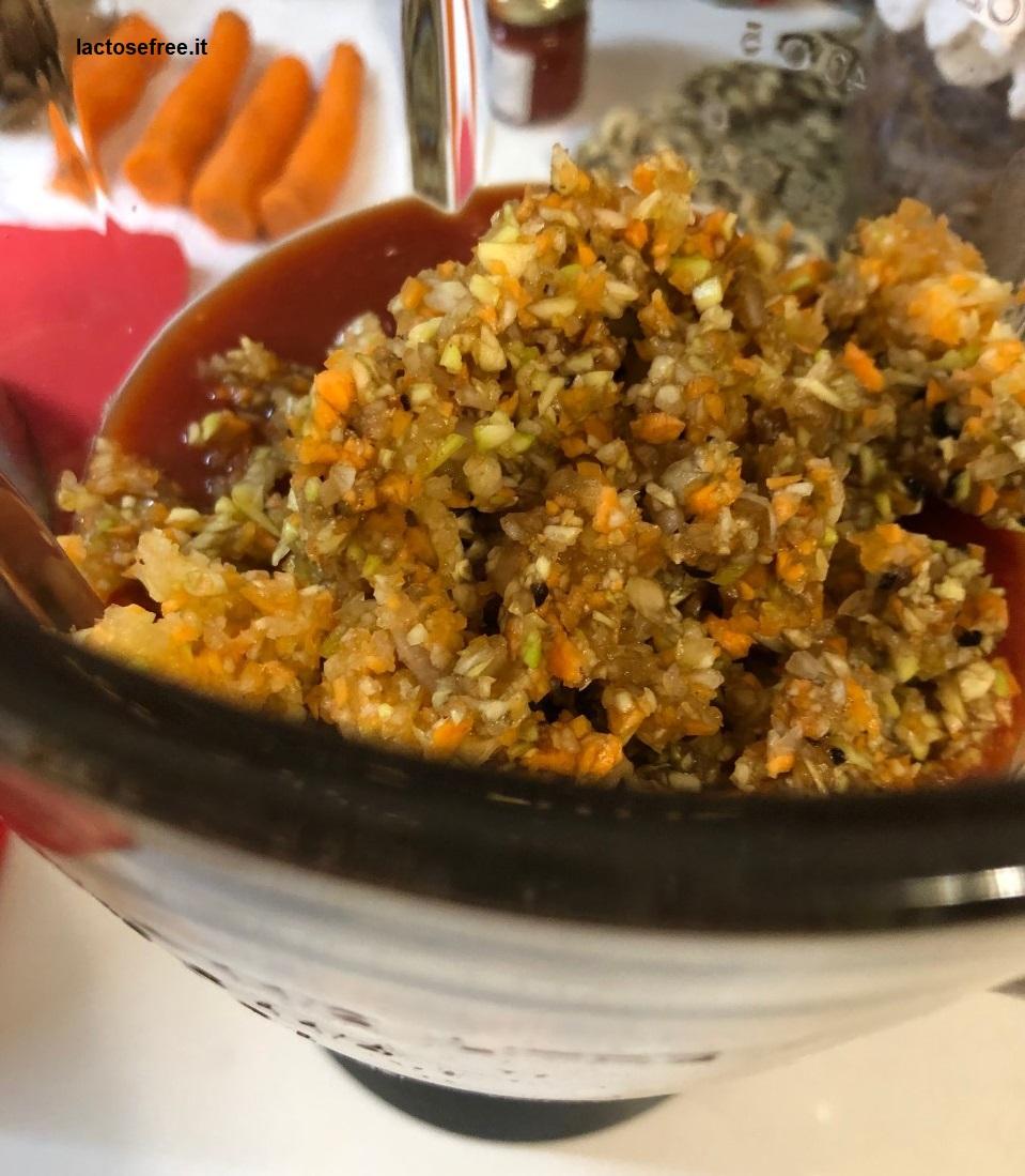 gazpacho di recupero verdure frullate 2