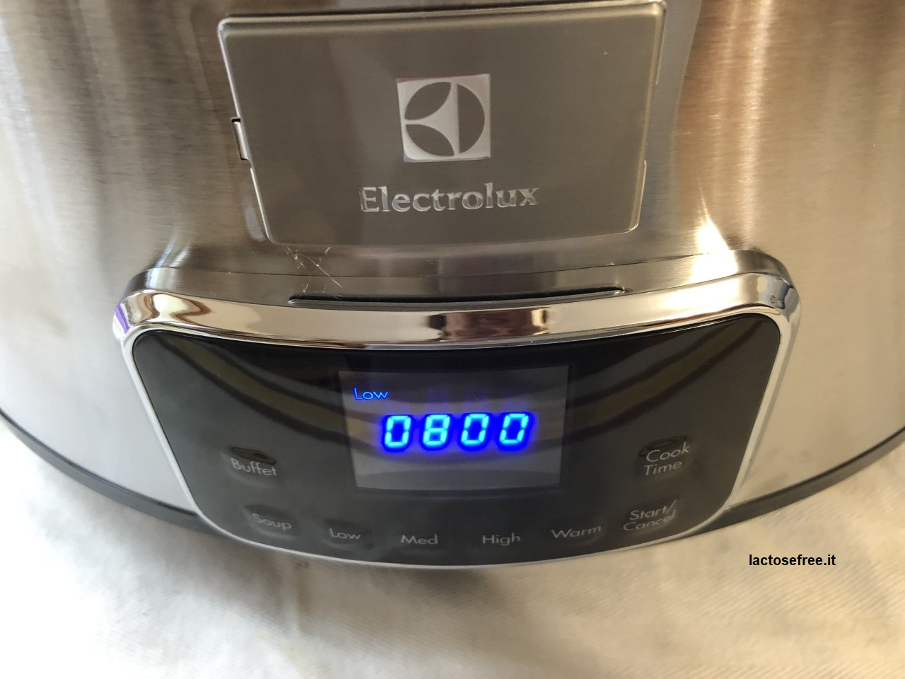 slow cooker tempo cottura