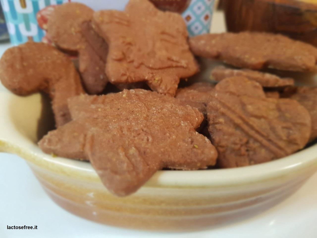 frollini al cioccolato e pistacchio