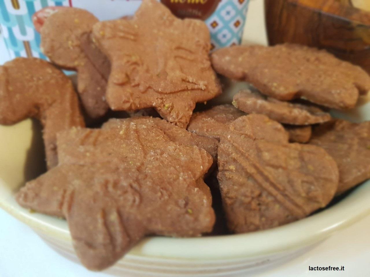 biscotti frollini cioccolato e pistacchio