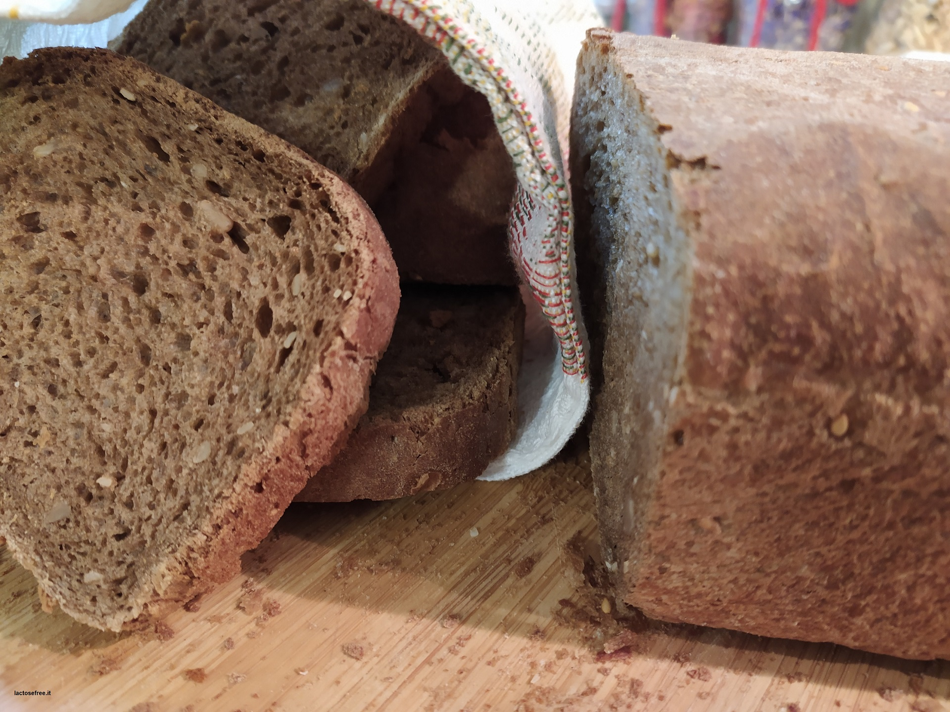 Pane ai sette cerali