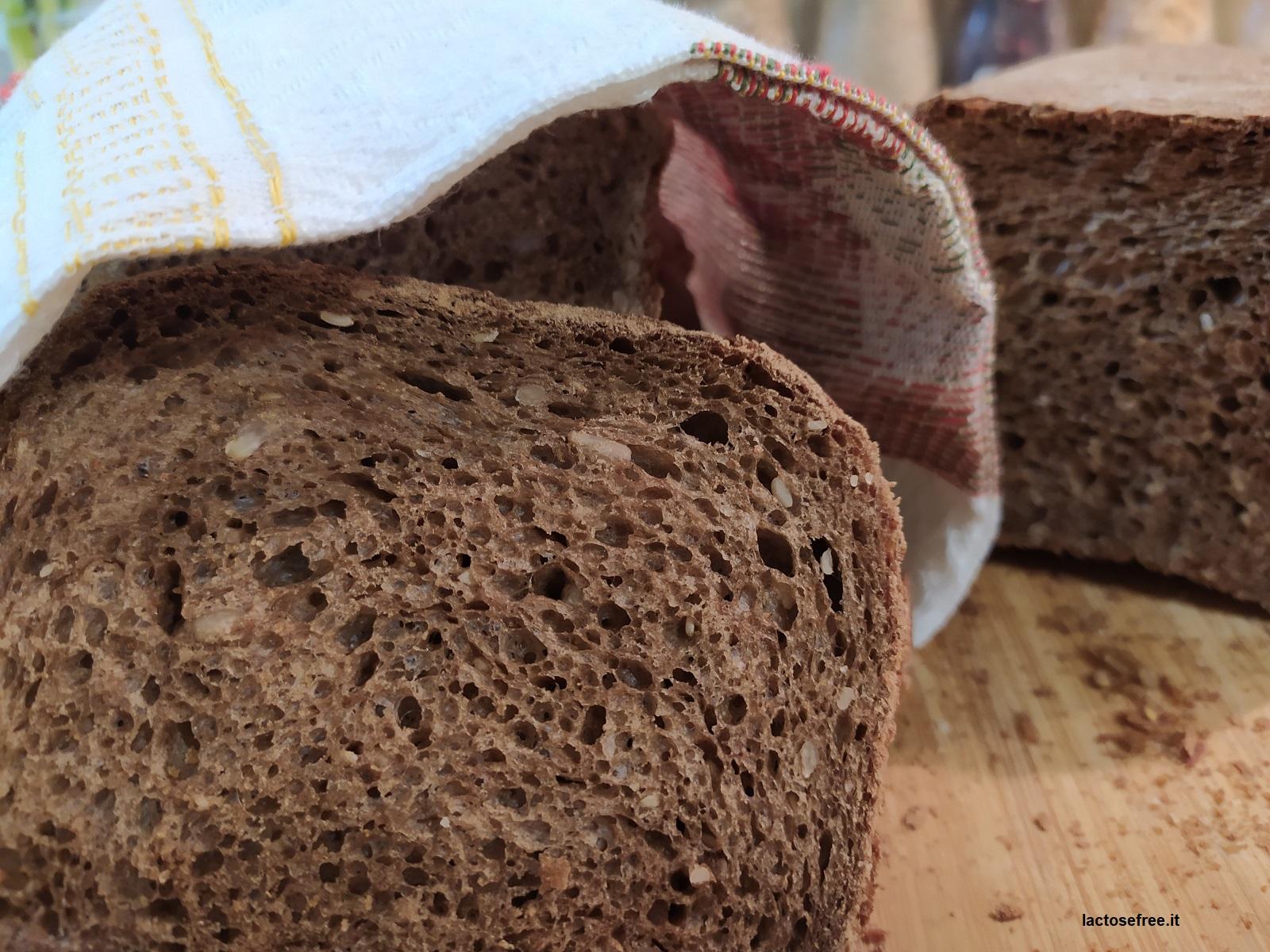 Pane ai sette cereali