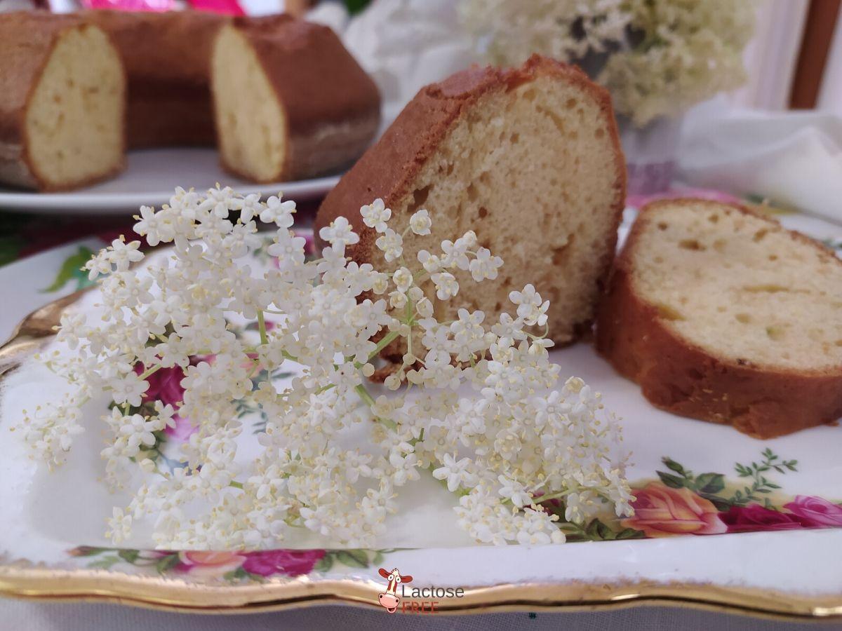 Torta al sambuco