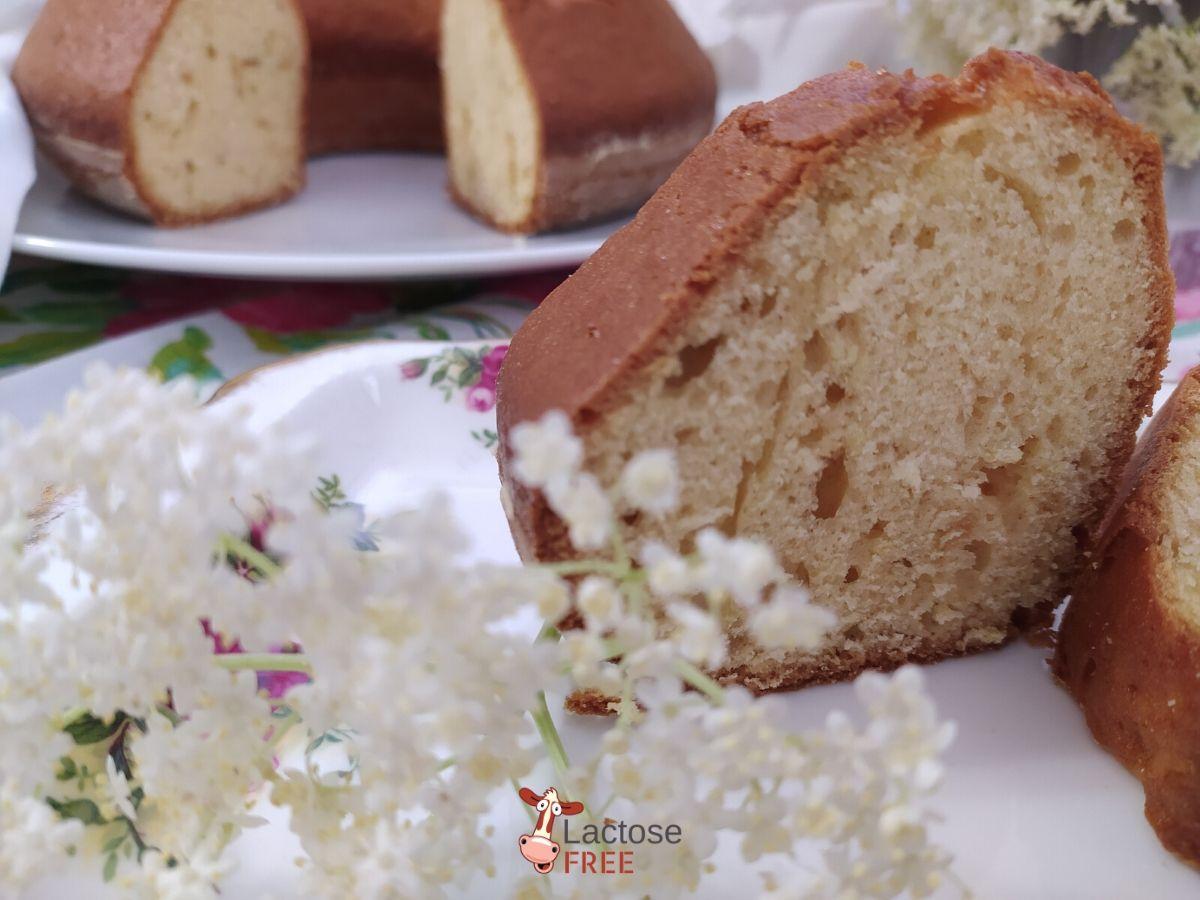 Torta sambuco